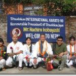 ネパール道場開き