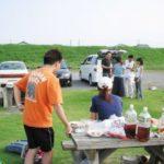 2005年夏・洲道館バーベキュー大会