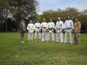 2006年春・演武会&バーベキュー大会